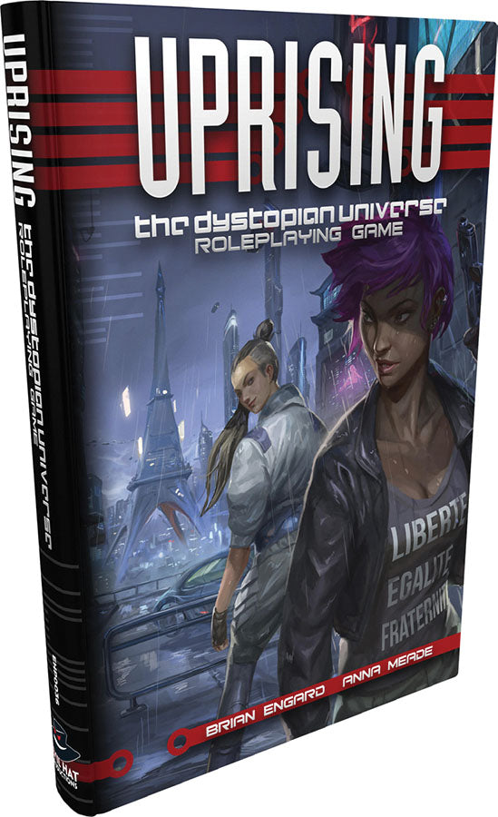 Uprising: The Dystopian Universe RPG Hardcover