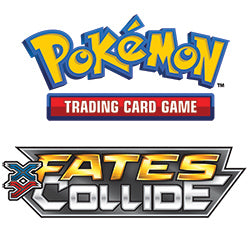 Pokemon TCG: XY10 Fates Collide Sleeved Booster Display (24)