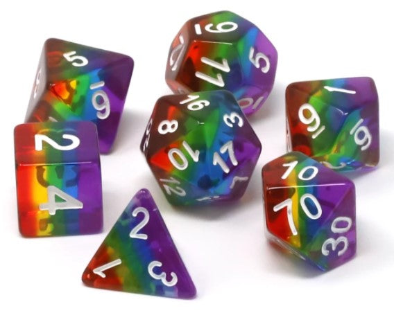RPG Set - Prismatic Rainbow