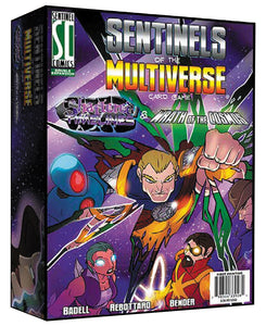 Sentinels of the Multiverse: Shattered Timelines and Wrath of the Cosmos Expansion