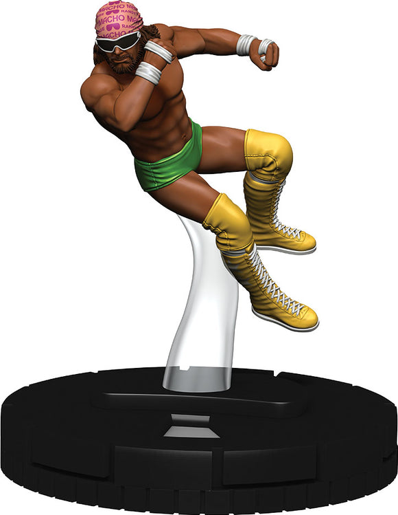 WWE HeroClix: Macho Man Randy Savage Expansion Pack