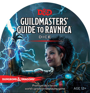 Dungeons and Dragons RPG: Guildmasters` Guide to Ravnica Dice