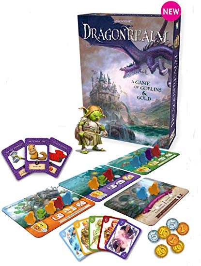 Dragonrealm A Game of Goblins & Gold