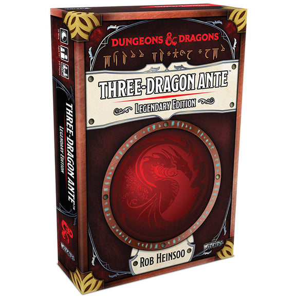 Dungeons and Dragons: Three-Dragon Ante: Legendary Edition