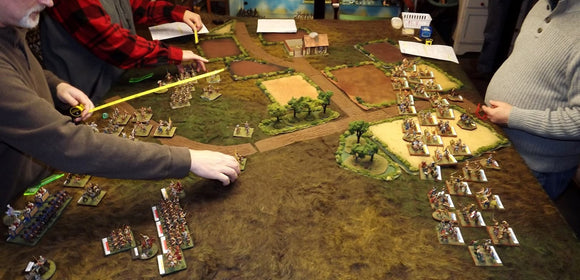 Tabletop Wargaming Event - September 5th, 2020