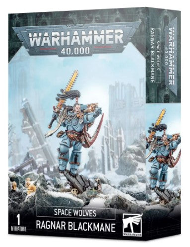 Warhammer 40,000 - Space Wolves Ragnar Blackmane