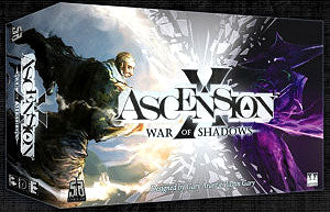 Ascension: X-War of Shadows Expansion