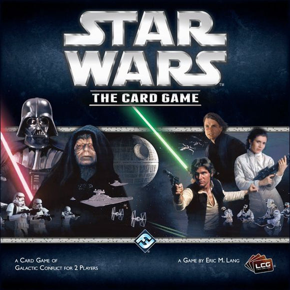 CONSIGNMENT - Star Wars, The Card Game (LCG)