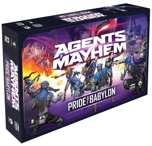 Agents of Mayhem: Pride of Babylon