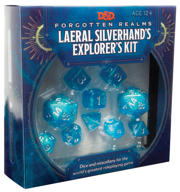 Dungeons & Dragons RPG: Forgotten Realms Laeral Silverhands Explorers Kit