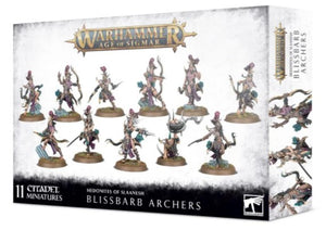 Warhammer Age of Sigmar - Hedonites of Slaanesh - Blissbarb Archers