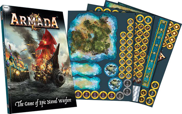 Armada: Rulebook & Counters