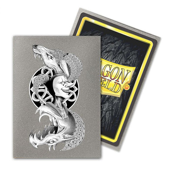 Dragon Shield Sleeves: Standard- Loki Art Limited Edition (100 ct.)