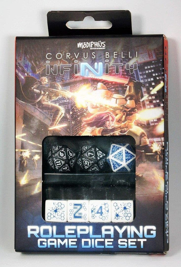 Infinity RPG: Dice Set- Tohaa Box