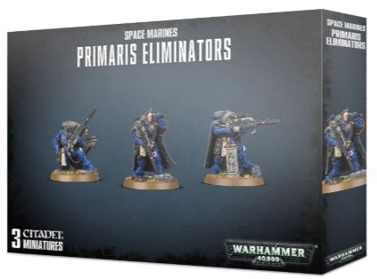 Warhammer 40,000 - Adeptus Astartes Space Marines Eliminators