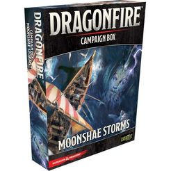 Dungeons and Dragons: Dragonfire DBG - Campaign - Moonshae Storms