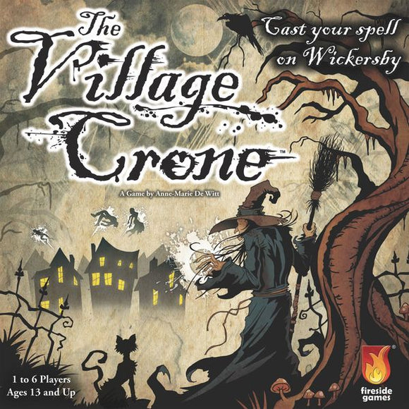 CONSIGNMENT - The Village Crone