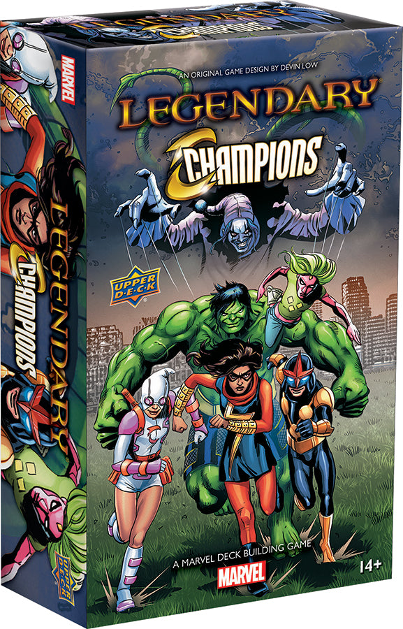 Legendary DBG: Marvel - Champions Expansion