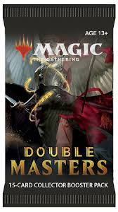 Magic: The Gathering - Double Masters Booster Pack