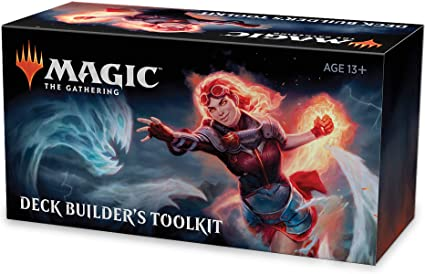 Magic: The Gathering CCG - 2020 Deckbuilder Toolkit