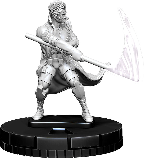Marvel HeroClix: Deep Cuts Unpainted Miniatures - Gambit