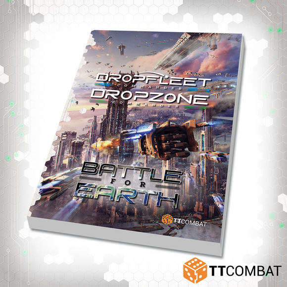 Dropfleet Commander Dropzone Commander Battle for Earth