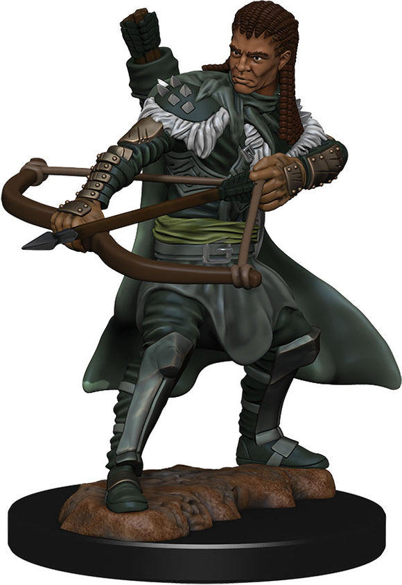 D&D Icons of the Realms: Premium Miniature - Human Male Ranger