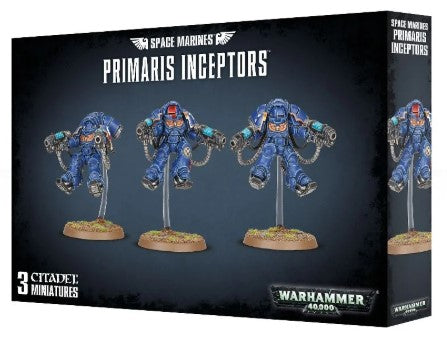 Warhammer 40,000 - Space Marines Primaris Inceptors
