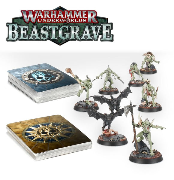 Warhammer: Underworlds - Beastgrave The Grymwatch