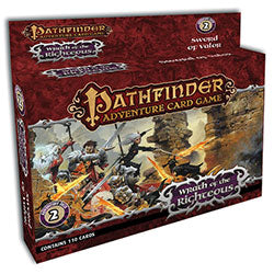 Pathfinder Adventure Cardgame: Wrath of the Righteous- Sword of Valor