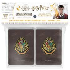 Harry Potter: Hogwarts Battle DBG  - Card Sleeves