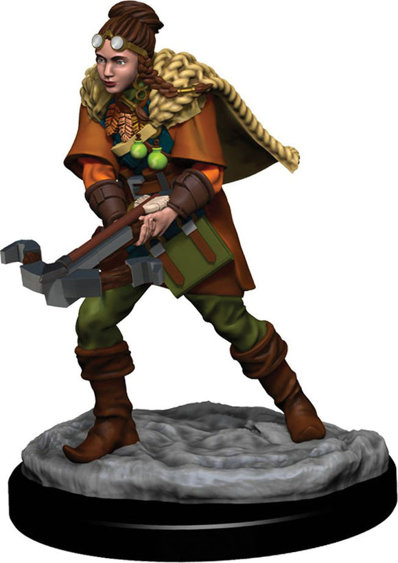 Dungeons & Dragons Fantasy Miniatures: Icons of the Realms Premium Figures W5 Human Ranger Female