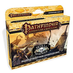 Pathfinder Adventure Cardgame: Skulls & Shackles- Island of Empty Eyes