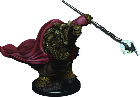 D&D Icons of the Realms: Premium Miniature - Tortle Male Monk