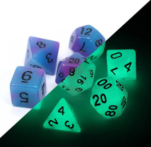 RPG Set - Glow-in-th-Dark - Eldritch Blast