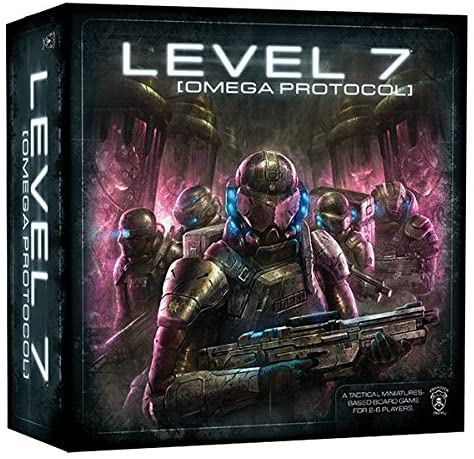 Level 7 Omega Protocol 2nd Edition