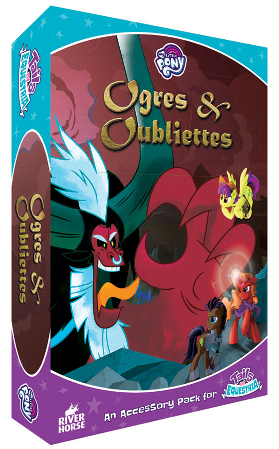 My Little Pony: Tails of Equestria RPG - Ogres & Oubliettes