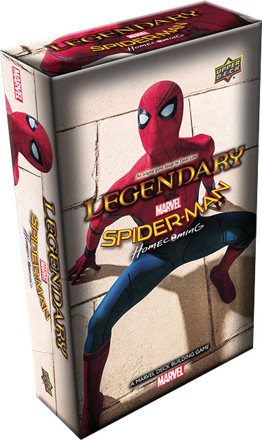 Legendary DBG: Marvel - Spider-Man Homecoming Expansion