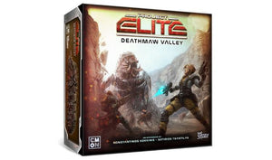 PROJECT: Elite Core Game - Deathmaw Valley Expansion