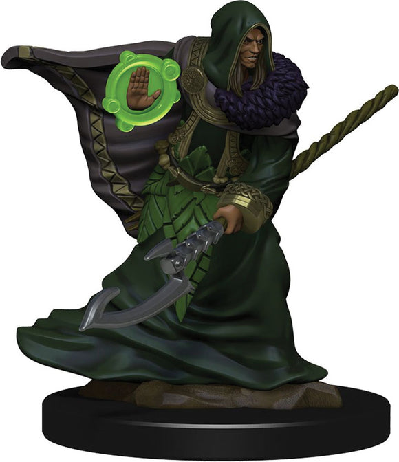 Dungeons & Dragons Fantasy Miniatures: Icons of the Realms Premium Figures W5 Elf Druid Male