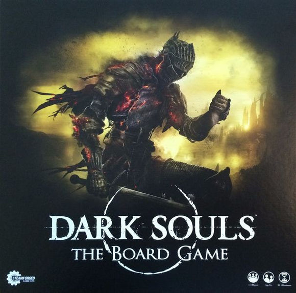 CONSIGNMENT - Dark Souls Board Game