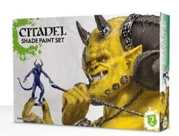 Citadel Colour - Shade Paint Set