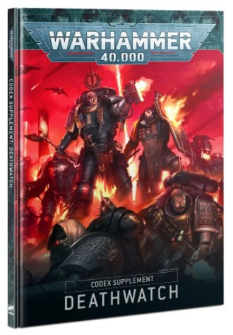 Warhammer 40,000 Codex: Deathwatch