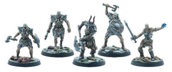 Elder Scrolls: Call to Arms - Draugr Guardians (Resin)