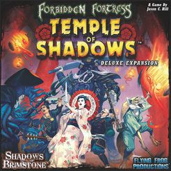Shadows of Brimstone: Forbidden Fortress Temple of Shadows Deluxe Expansion