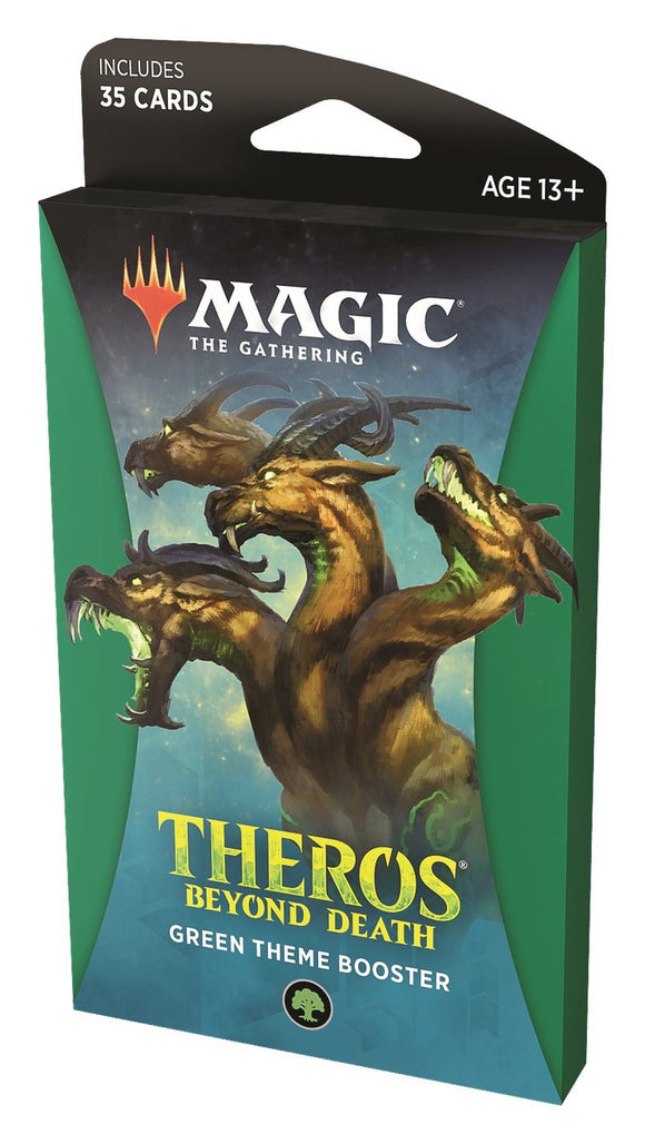 Magic: The Gathering - Theros Beyond Death Theme Booster GREEN
