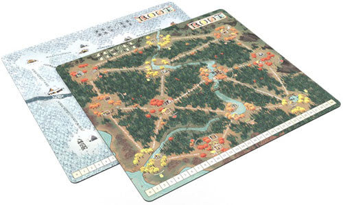 Root: Playmat - Fall / Winter