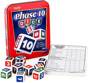 CONSIGNMENT - Phase 10 Dice