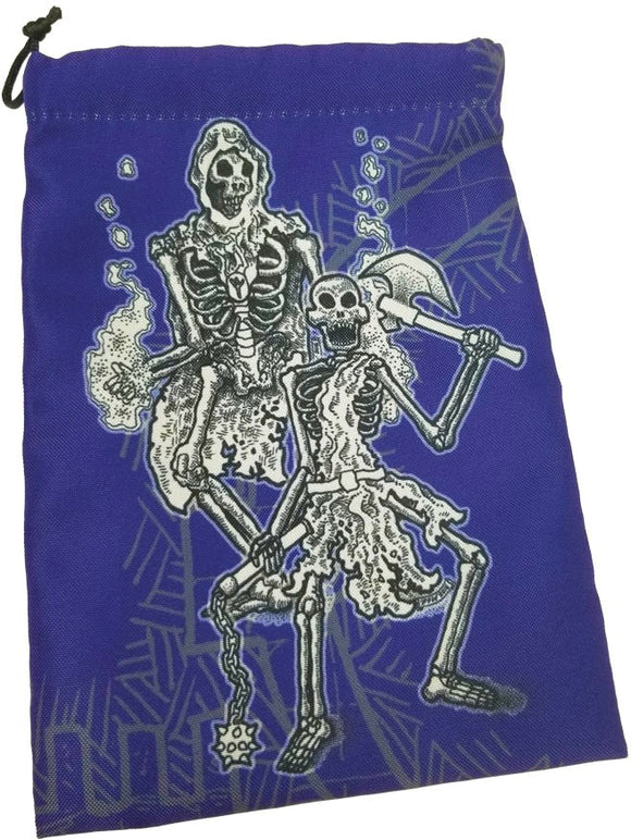 Dice Bag: Skeletons