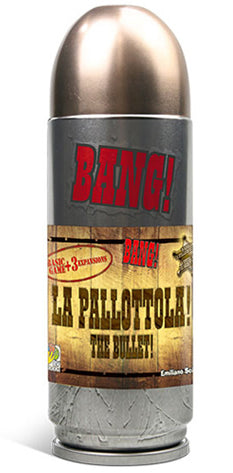 Bang!: 4th Edition - The Bullet